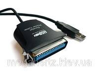 Переходник USB LPT параллельный порт IEEE36 1284