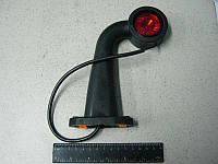 BH. Лампа габаритная LEDдлинная ломанная, 12/24 V правая