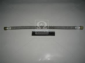 Шланг тормозной ГАЗ 33104 ВАЛДАЙ гибкий (производитель ГАЗ) 33104.3506025