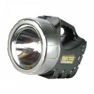 Ручной переносной аккумуляторный фонарик GDLite GD-2401HP Black