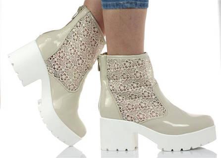 Женские ботинки KEILA