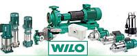 Насосы для отопления и котельной WILO