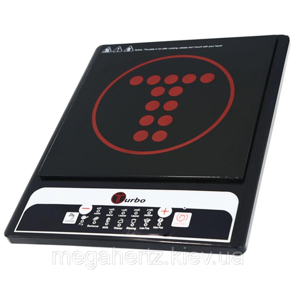 Индукционная плита Turbo TV-2340W, фото 1