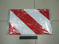 BH. Табличка для погрузчиков,левая