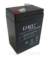 Аккумулятор UKC 6V 4.5Ah WST-4.5 RB640B