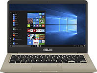 Ноутбук ASUS VivoBook S14 S410UQ-EB056T 90NB0GE1-M00870 Gold (F00149626)