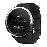 Розумні годинник Smart Watch Suunto 3 fitness Black/Silver, фото 2