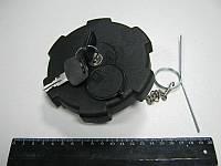 Крышка бака топл. (пластик)  MB 80мм. (с ключем и цепью) (RIDER)