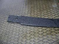 Лист рессоры №2  задн. ГАЗ 33104 Валдай 1650мм (пр-во ГАЗ), фото 1