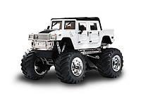 Джип мікро р/в 1:43 Hummer (білий), фото 1