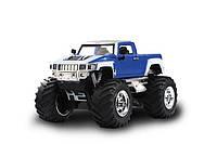 Джип мікро р/в 1:43 Hummer (синій), фото 1