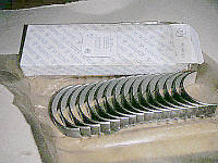 Вкладыши шат. 1,0 ГАЗ 53 (покупн. ЗМЗ)