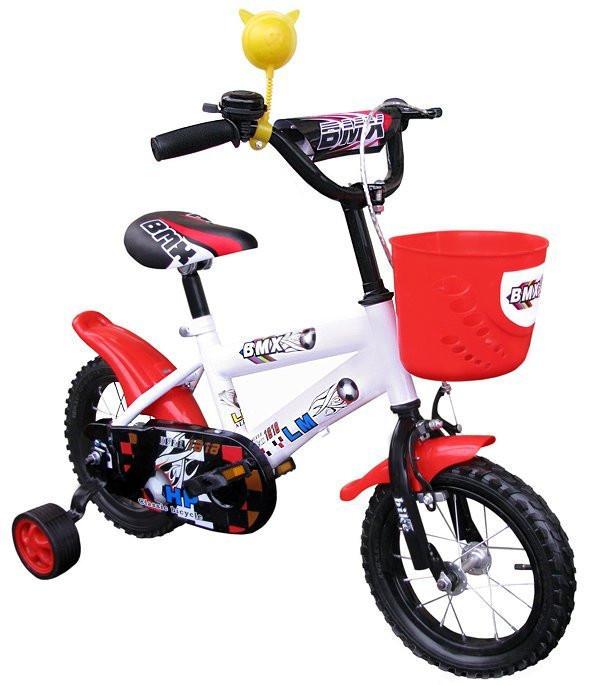 """Велосипед детский BMX 12"""" + Каска"""