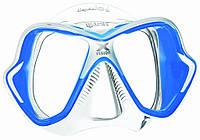 Маска для фридайвинга Mares X-VISION Liquidskin 13 (синяя)