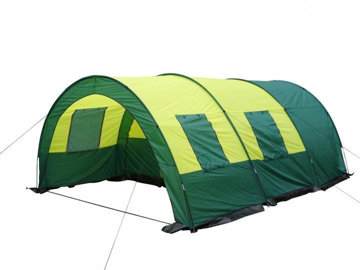 Туристическая палатка CAMPING 4-6 мест