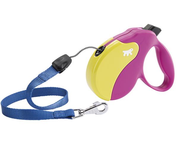 Ferplast AMIGO COLOURS Поводок-рулетка для собак