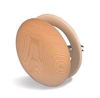 Вентиляционная заглушка для сауны, вентиляция бани