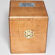 Гиря калибровочная (Класс 2, 100 г- 2кг), фото 3