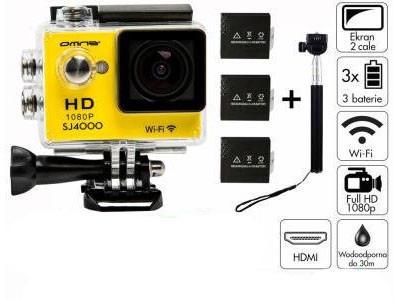 Спортивна відеокамера SJ4000 Full HD wi-fi!