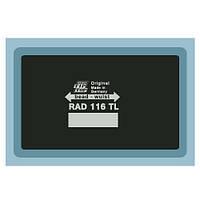 Ремонтный радиальный пластырь TL-116 (67х104 мм) TIP TOP Германия