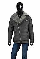 Куртка мужская зимняя черная KZ 99