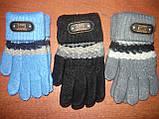 Перчатки детские Корона. Ассорти. р. М., фото 2