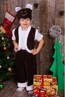 """Новогодний костюм """" Мишка"""" Полотно:Флис, Махра рван… Размеры:30/32 Декор:Вышивка"""