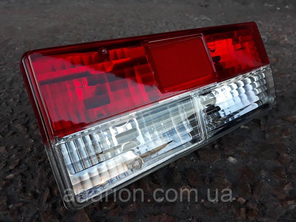 Задние фонари на ВАЗ 2107 (Хрусталь №1 на патронах )