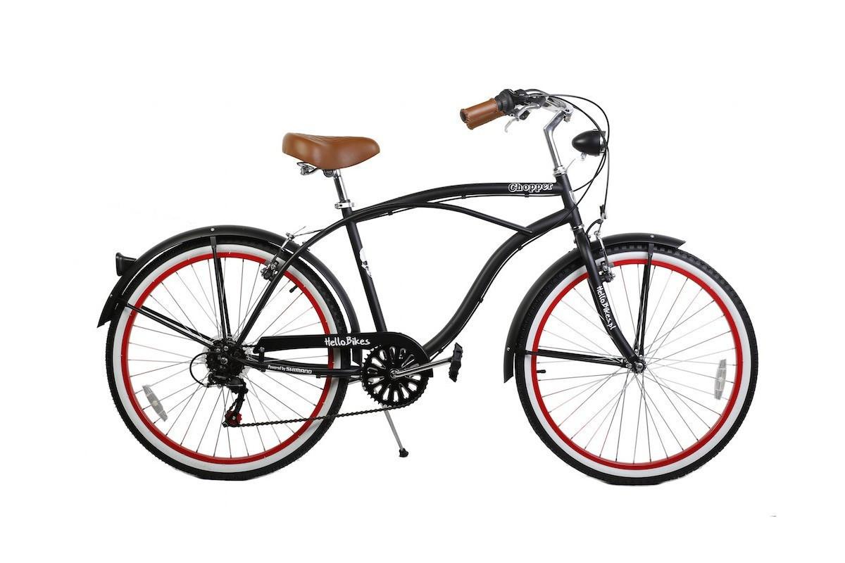 "Велосипед chopper ""R26"" рама ""17"""