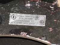 Колодка торм. МАЗ перед./задн. правая с накл. (пр-во ТАиМ), фото 1