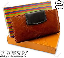 Жіночі шкіряні гаманці LOREN