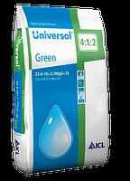 Universol Green Зеленый 23-6-10+2,7Mg+TE 25 кг для роста 1кг
