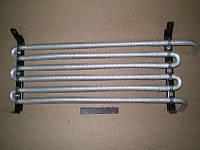 Радиатор масляный с кронштейнами ГАЗ 33104 Валдай (покупн. ГАЗ), фото 1