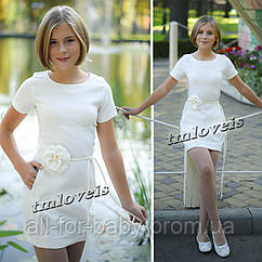 Элегантное подростковое платье Жасмин