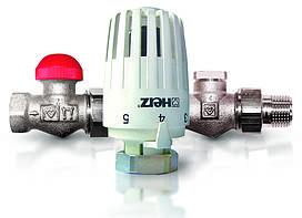 HERZ Project TS-90-V 1/2 термостатичний комплект прямий V772363