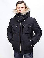 Куртка мужская теплая Burberry, фото 2