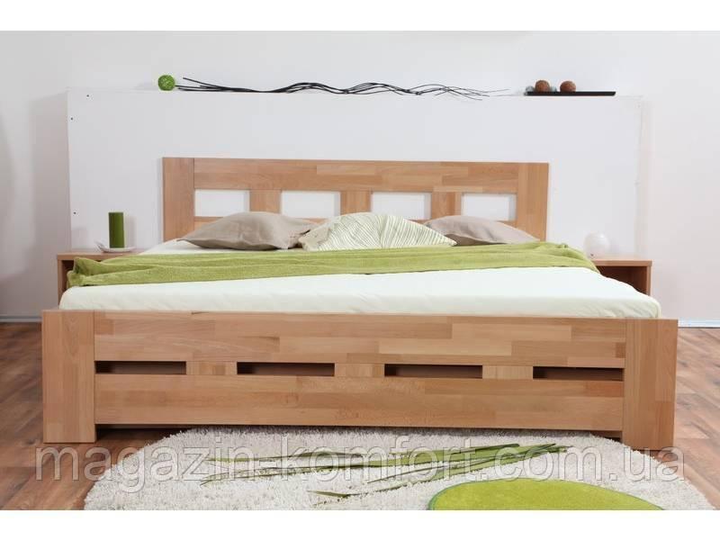 Кровать двуспальная деревянная Space Спейс 160*200 см, фото 1
