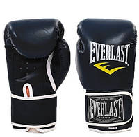 Перчатки боксерские Everlast BO-3987 (реплика, черный)