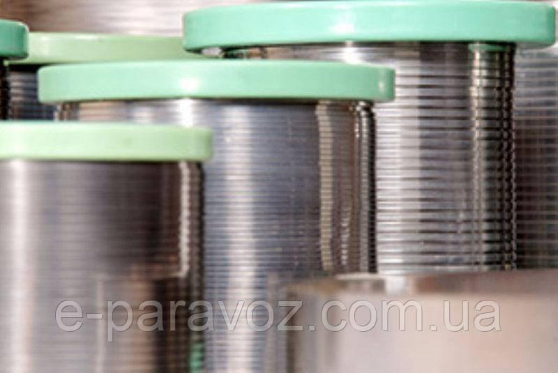 Стрічка ніхромовий 0,2 х 4 мм 10 метрів