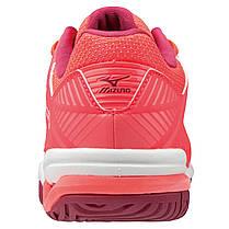 Женская обувь для тенниса Mizuno Wave Exceed Tour 3 Ac (Women) 61GA1871-01, фото 2