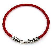 Красный Браслет на руку: оберег и просто красивый аксессуар