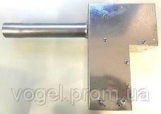 Оцинкований корпус для кінцевої годівниці d=45mm