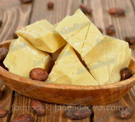 Какао-масло, 1 кг