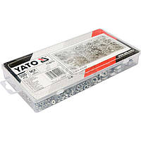 Гайка М3- М10 набор 300 шт YATO YT-06772