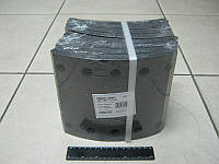 Накладка торм. (компл. на ось) 420х180 3-й рем. BPW, KASSBOHRER, SAF (RIDER)