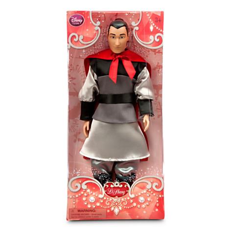 Лі Шенг лялька Дісней