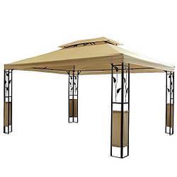 Садовый павильон беседка HOMELUX 4x3 м