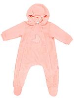 Комбинезон для новорожденного ТМ СМИЛ арт. 122002, возраст от 6 до 24 месяцев