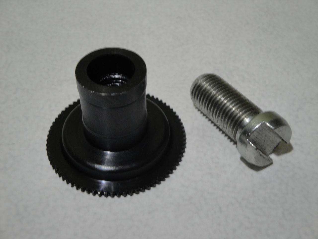 Трещетка тормозного цилиндра с винтом трещетки левая с ABS БОГДАН А091/А092 (8973497380+8973497410) JAPACO