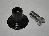 Трещетка тормозного цилиндра с винтом трещетки левая с ABS БОГДАН А091/А092 (8973497380+8973497410) JAPACO, фото 1